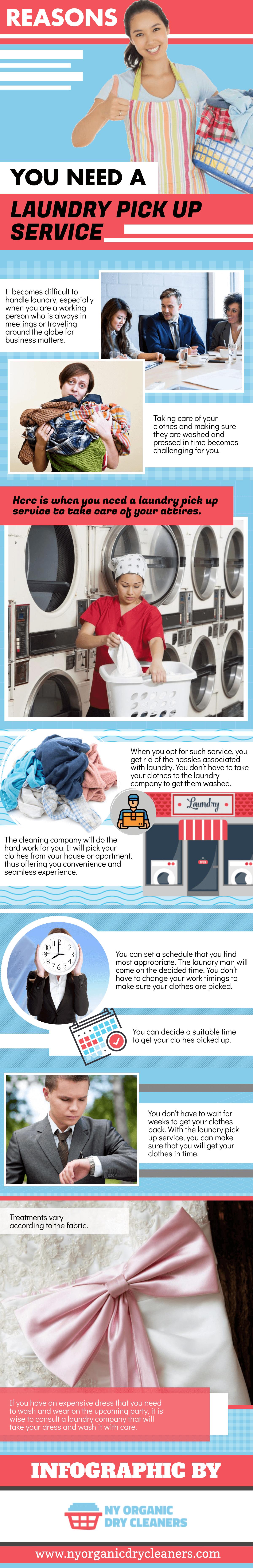 Laundry Pick up Service
