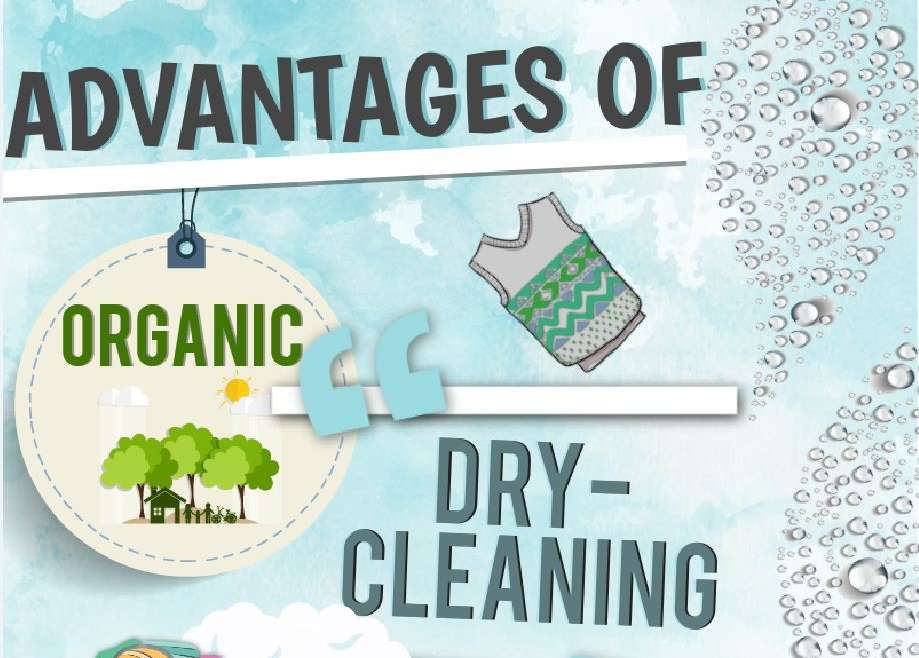 Advantages Of Organic Dry Cleaning [Infographic]