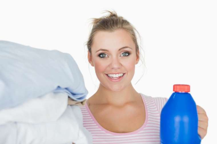 Are You Bleaching Clothes The Wrong Way?