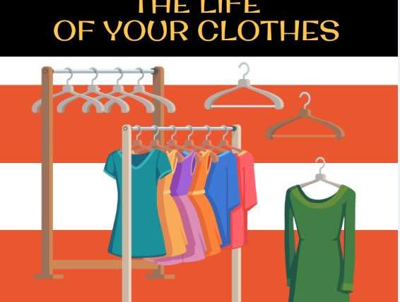 How To Extend The Life Of Your Clothes -A Few Tips (Infographic)