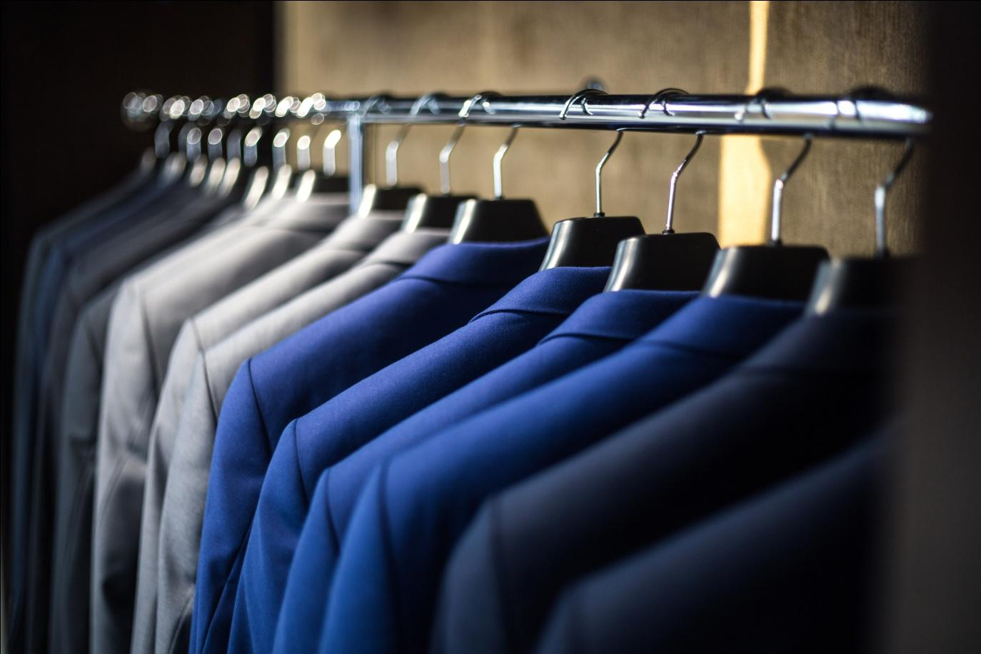 Guide to Cleaning business suits